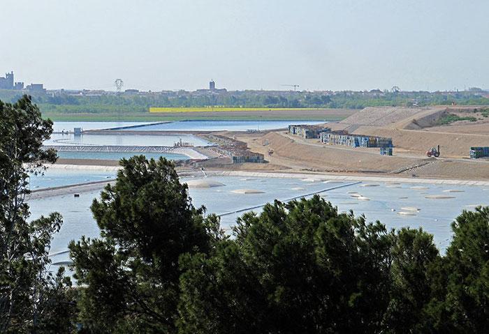 Areva traite mal les d chets d uranium malv si - Lagunage des eaux usees ...