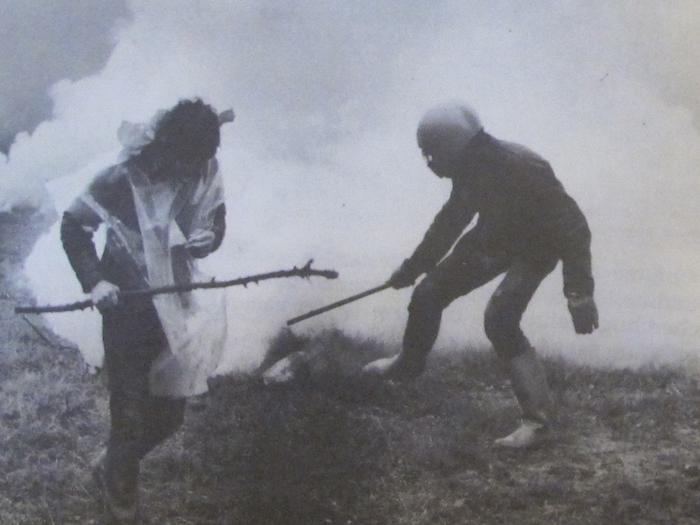 Il y a quarante ans, l'Etat tuait Vital Michalon, jeune antinucléaire ! Par  Lorène Lavocat (Reporterre)                     Img_3382