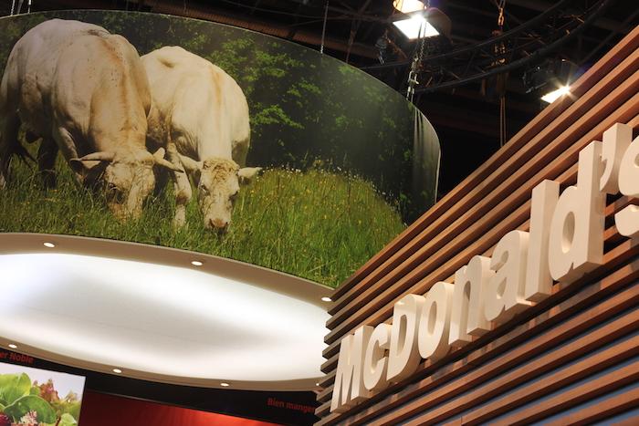 Salon de l agriculture non salon de l agro industrie for Salon d agriculture porte de versailles