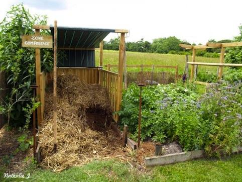 Ecole maraichère et table d\'hôte avec les légumes du jardin en ...