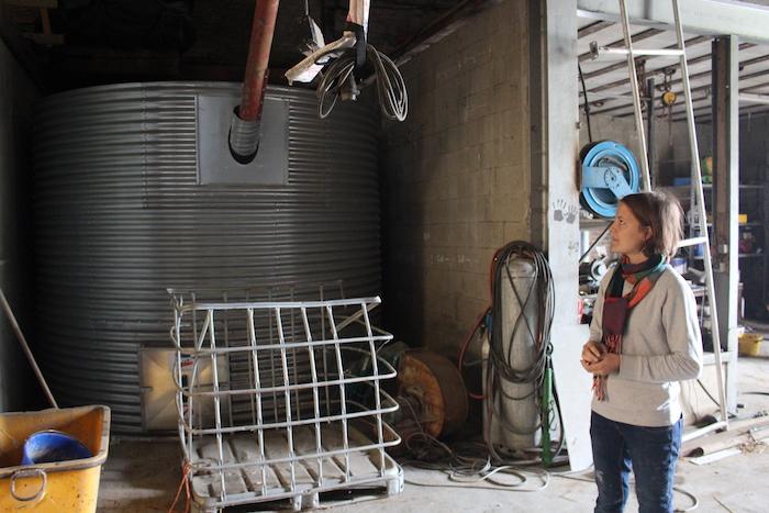 une jeune agricultrice produit des p tes de la semence l assiette association amap de l. Black Bedroom Furniture Sets. Home Design Ideas