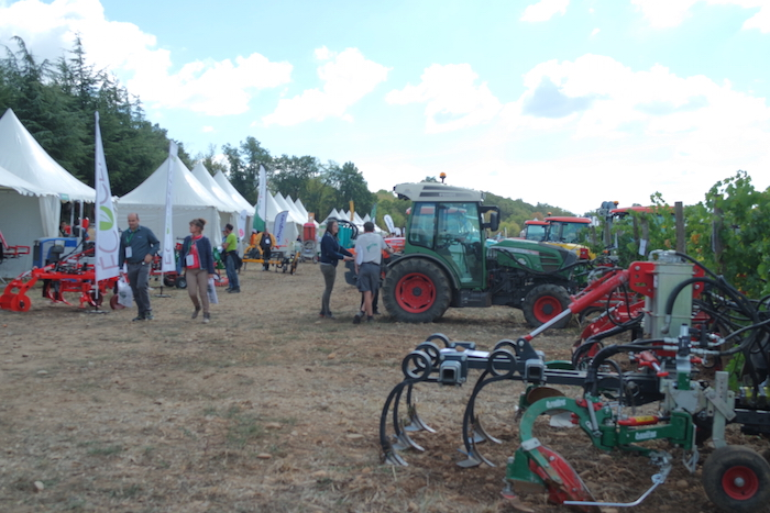 Le salon de l agriculture bio imagine les solutions de l - Nombre de visiteurs salon de l agriculture ...