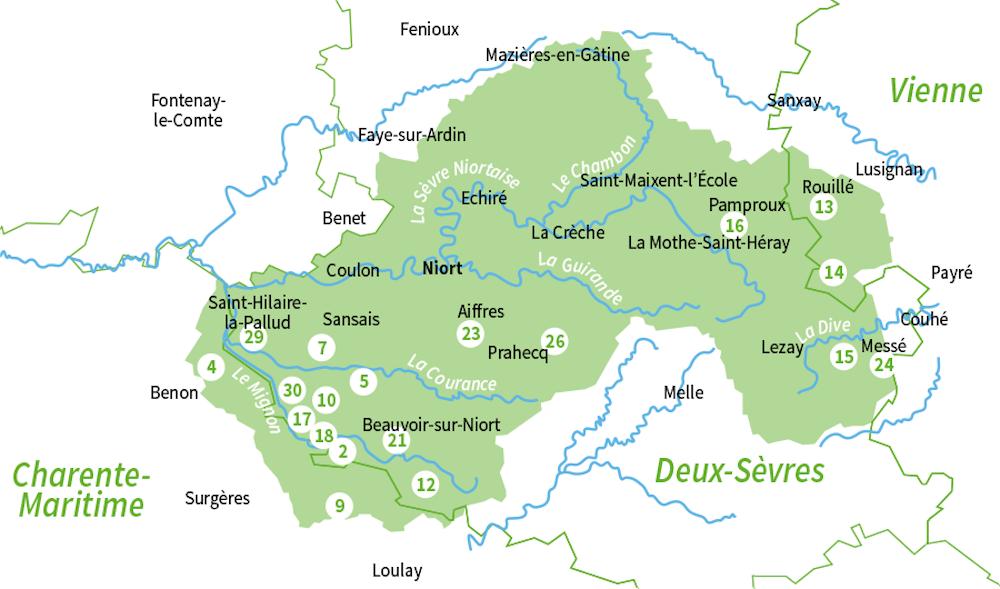 Comme à Sivens, Il Su0027agit Pour Les Porteurs Du Projet (soutenus Par La Chambre  Du0027agriculture Des Deux Sèvres, Et Conseillés Par La Compagnie Du0027aménagement  ...