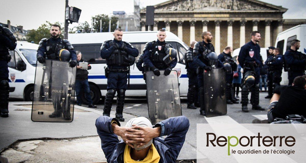 Extinction Rebellion : récit d'une semaine de blocages