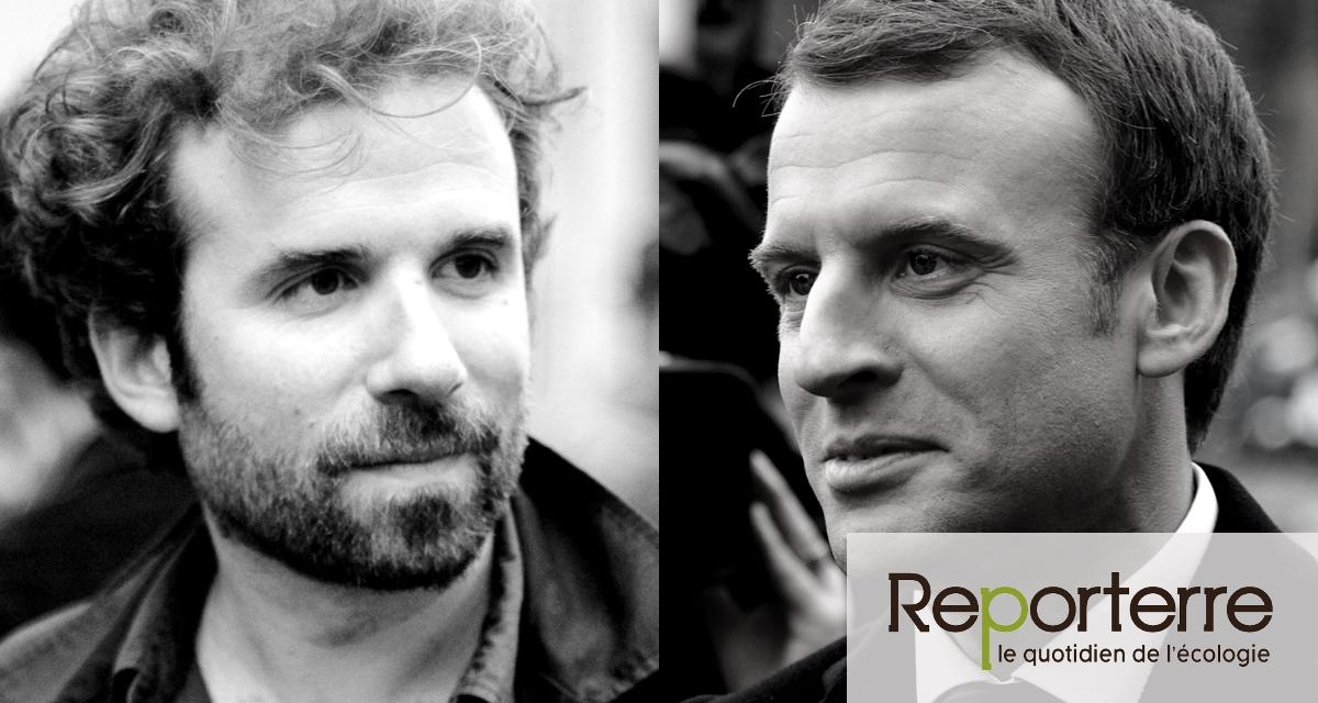 Comment Cyril Dion et Emmanuel Macron ont élaboré l'assemblée citoyenne pour le climat
