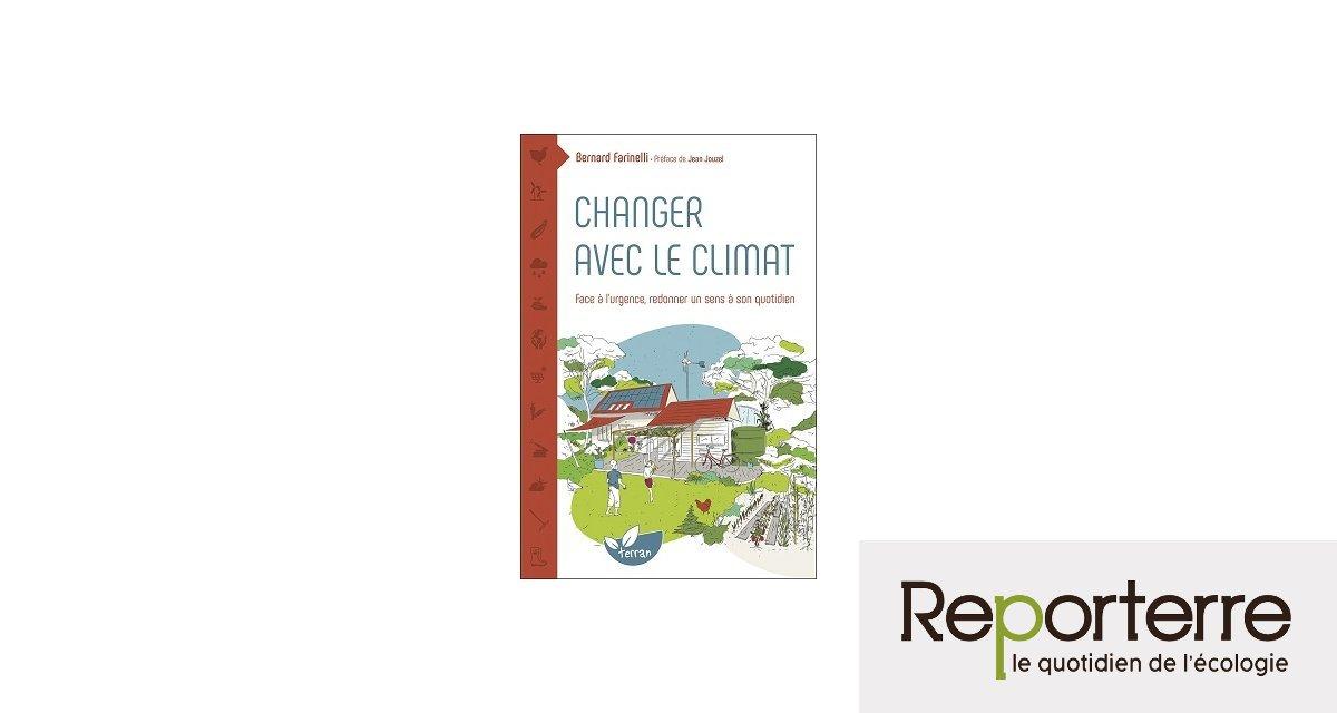 Un guide pour agir au quotidien contre le changement climatique