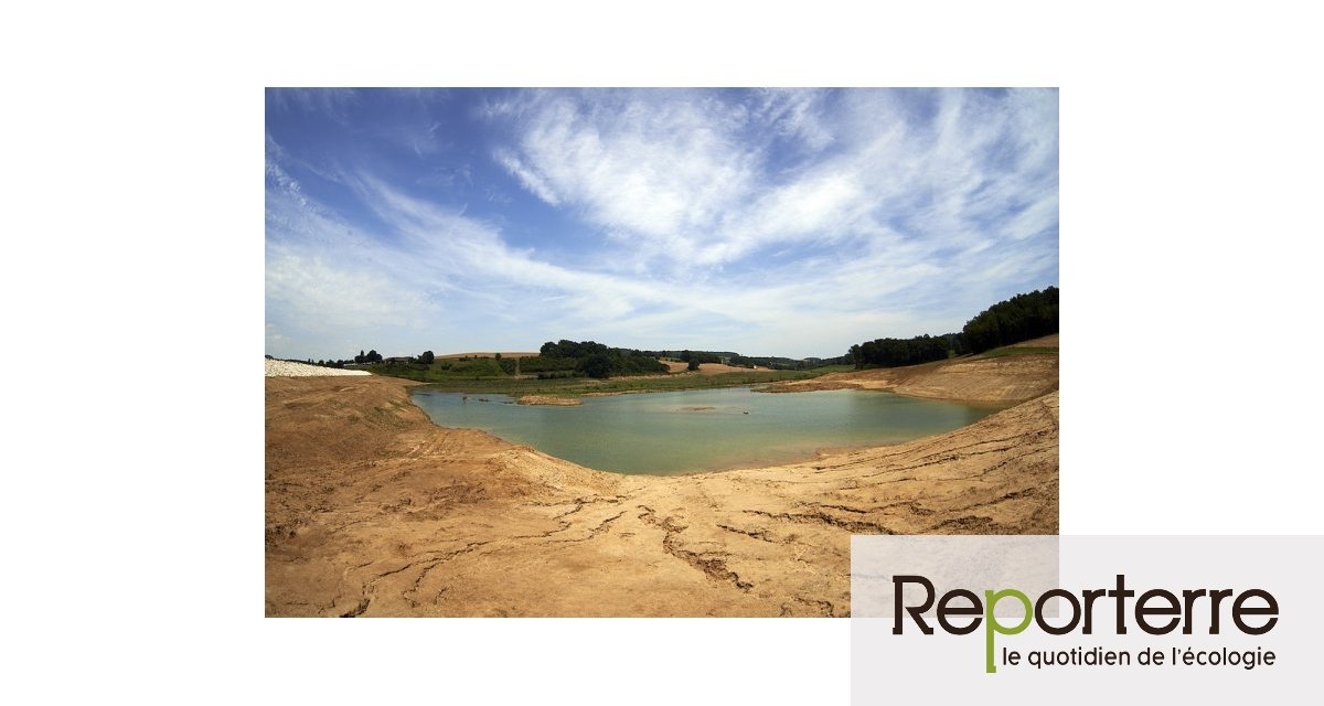 La justice condamne la construction illégale du barrage de Caussade