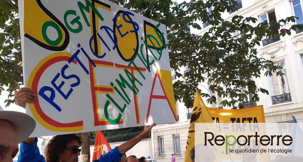 La ratification du Ceta divise les députés, même dans la majorité