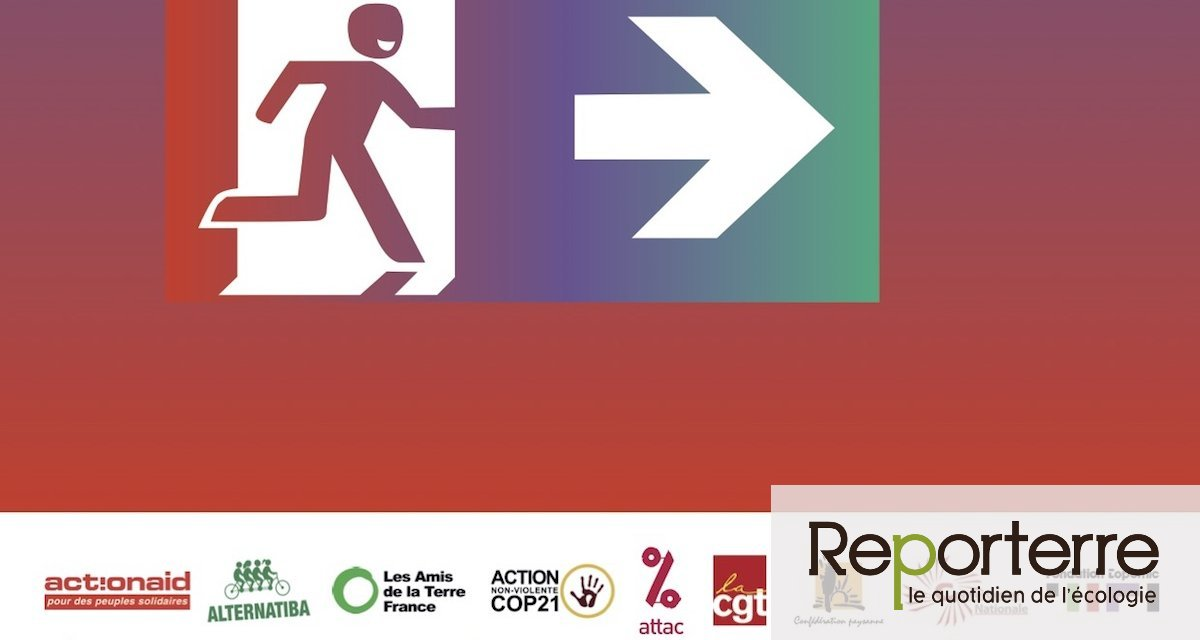Des associations proposent 34 mesures pour une relance écologique et sociale