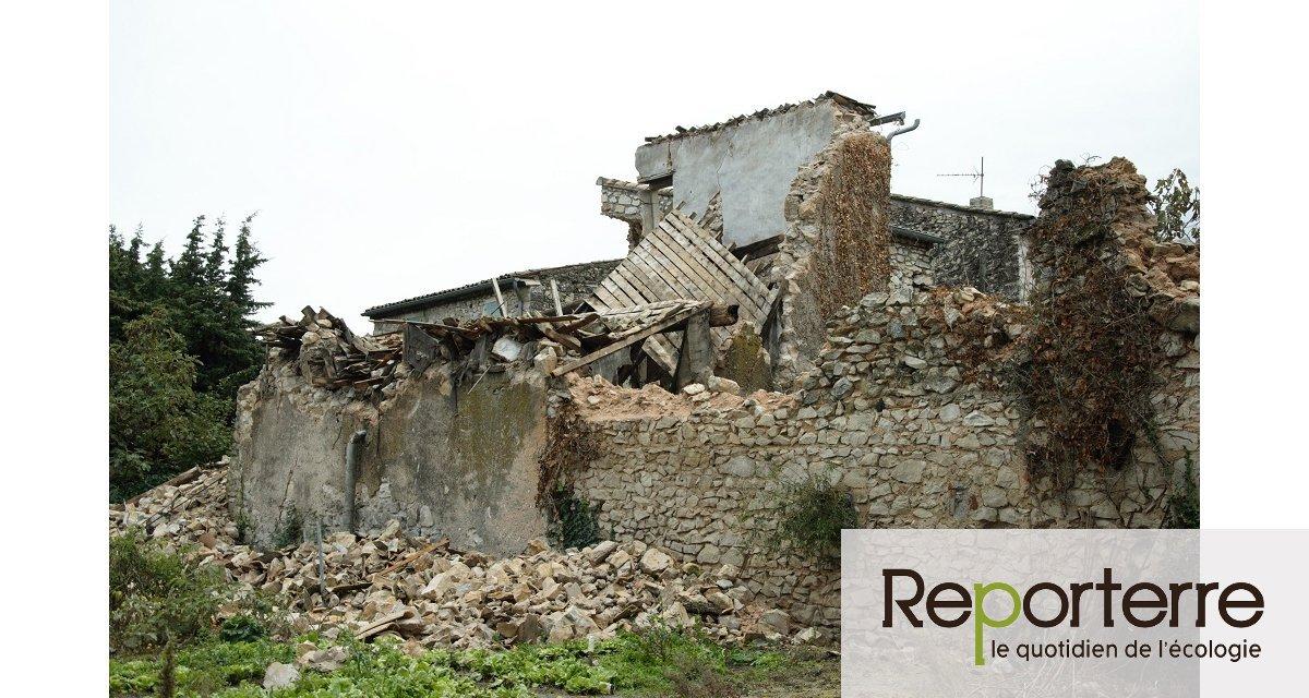 Les activités industrielles causent de plus en plus de séismes