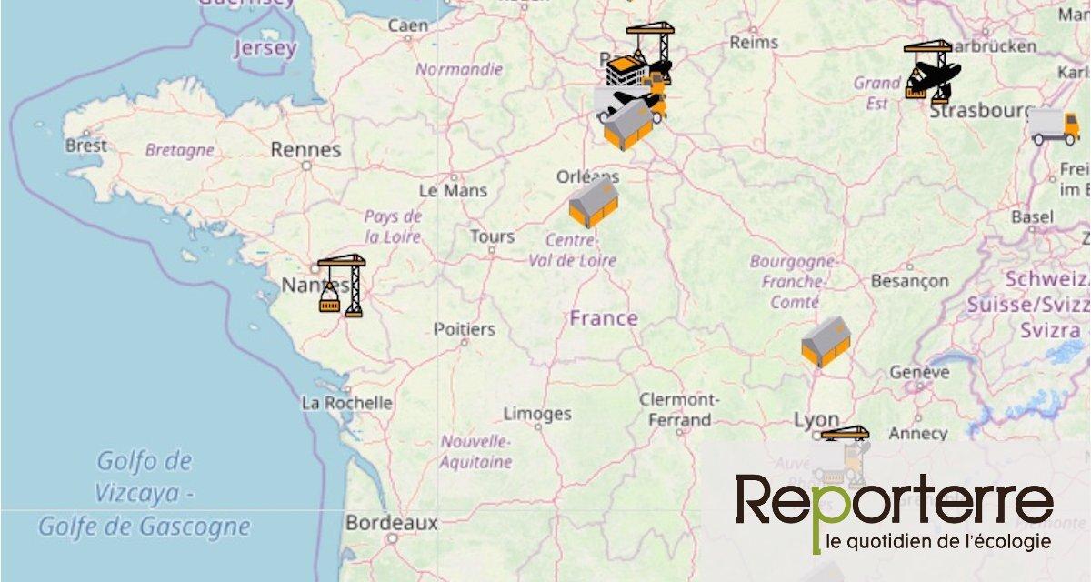 Le plan secret d'Amazon en France