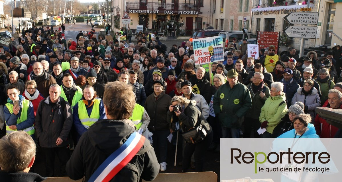 Déchets nucléaires : « Ils veulent nous condamner à respirer de la radioactivité »