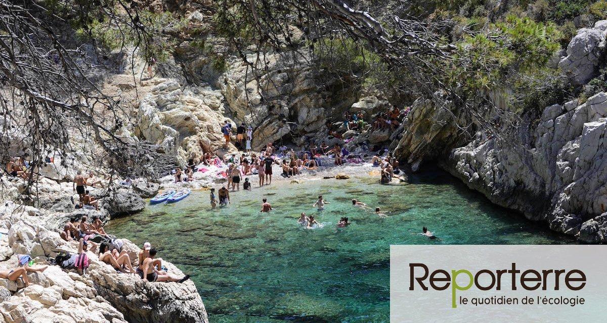 Sites naturels: l'urgence de réguler le tourisme de masse