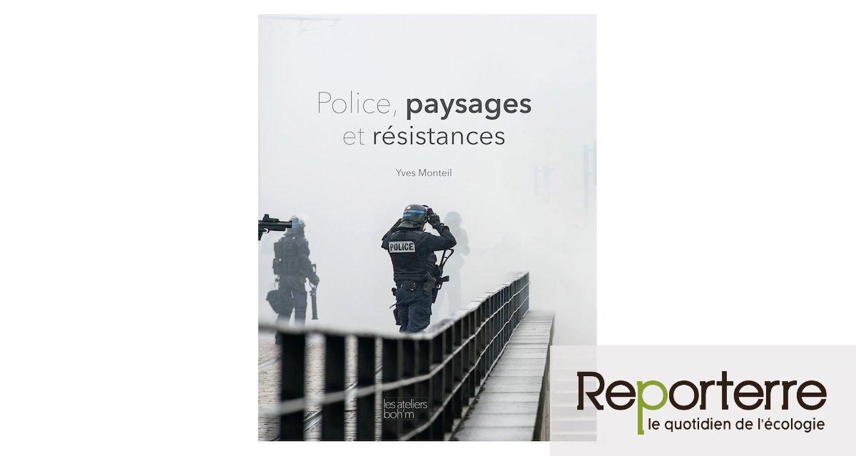 EN PHOTOS - La militarisation de l'espace public