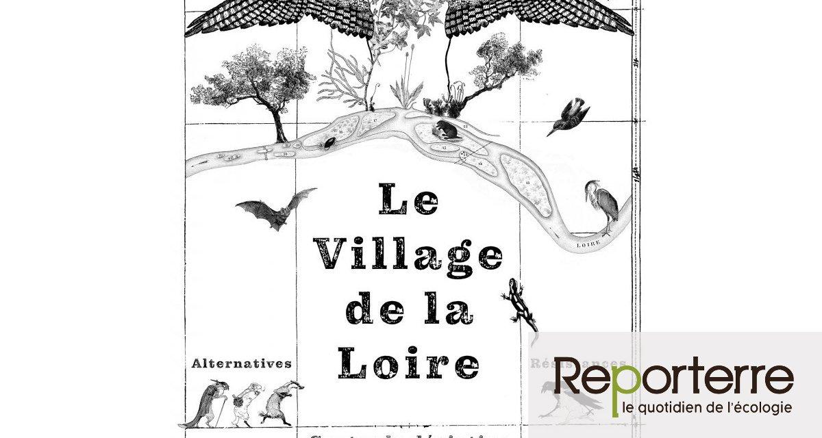 Le Village de la Loire, à Mardié (Loiret)