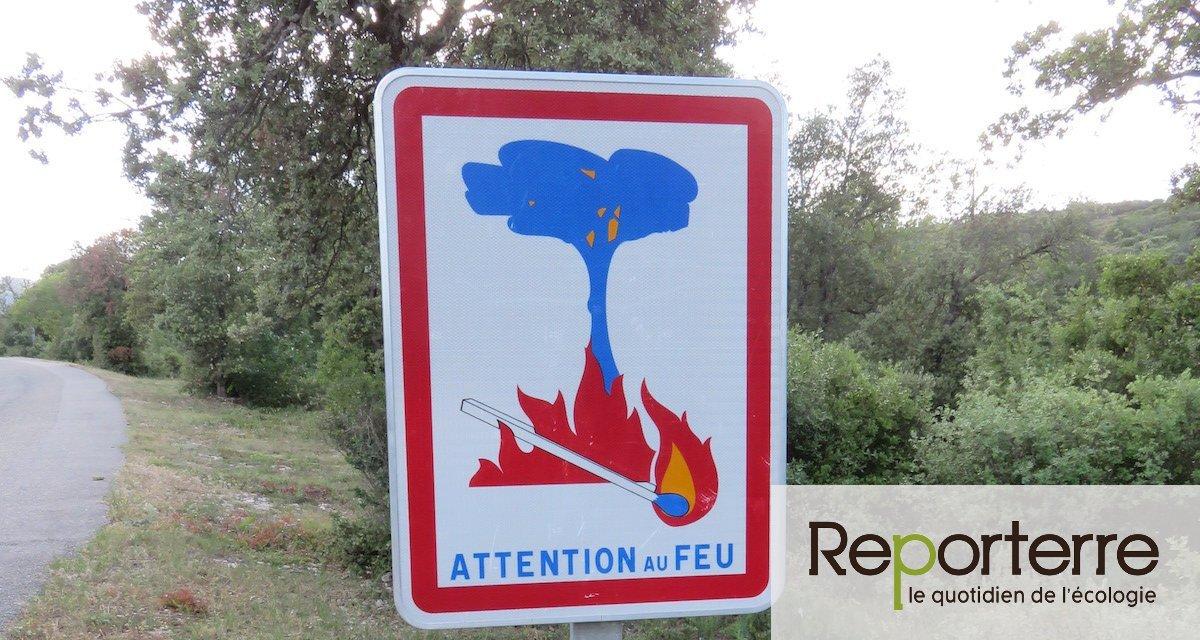 Mégafeux : la France pourrait aussi être touchée