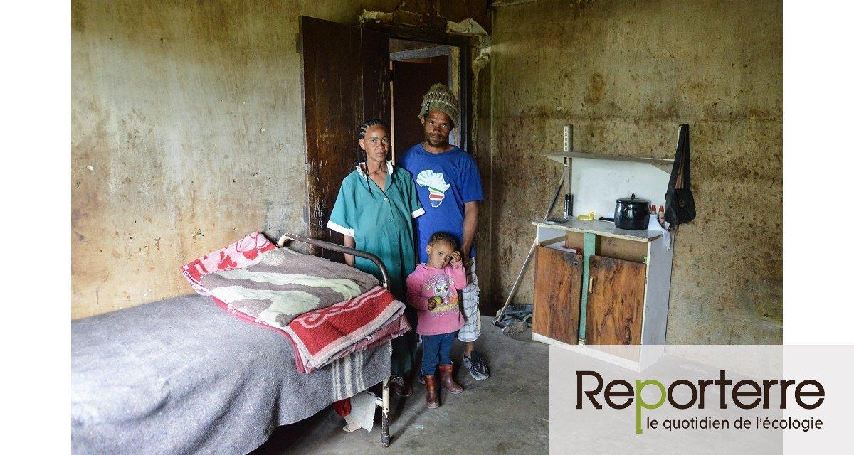 Dans les vignobles sud-africains, les ouvriers agricoles noirs vivent l'enfer