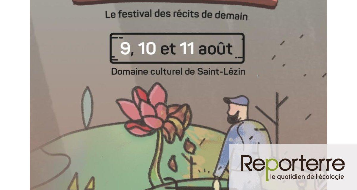 Festival « Sans transition ? », à Saint-Lézin (Maine-et-Loire)