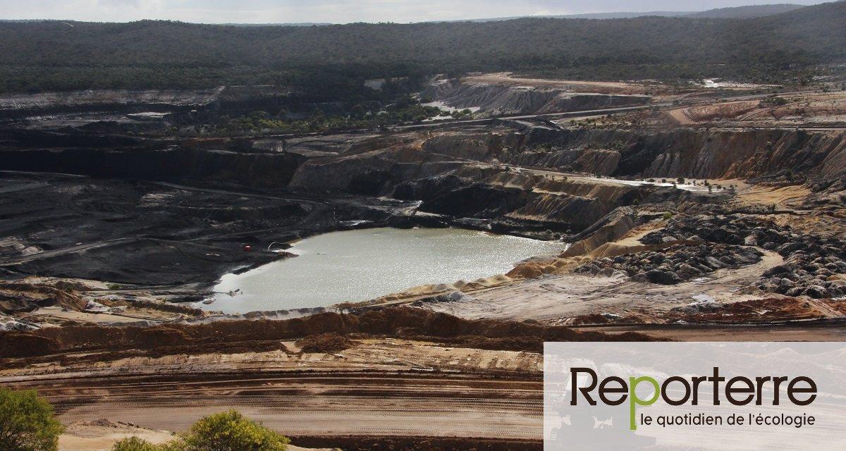 Malgré les mégafeux, l'Australie ne lâche pas l'industrie du charbon