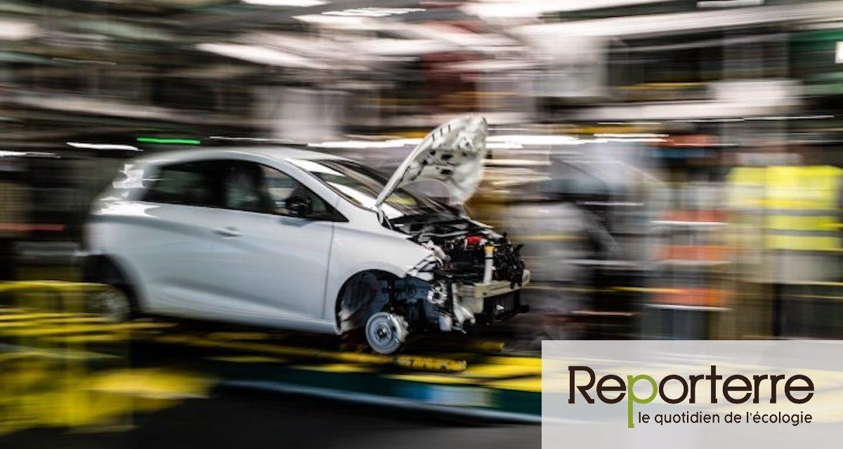 Les fausses promesses de la voiture électrique — l'enquête de Reporterre
