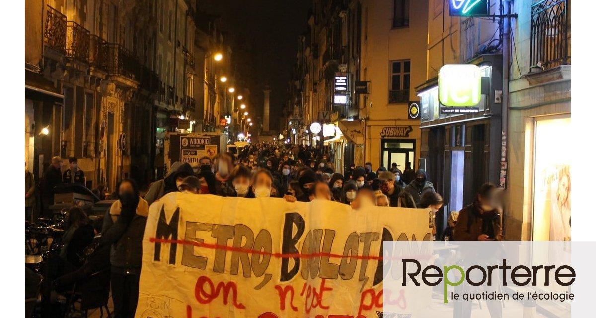 Plusieurs manifestations contre le confinement en France