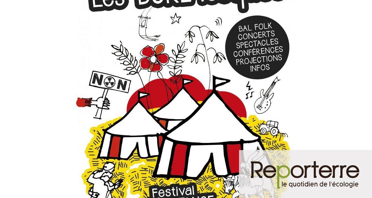 Les Bure'lesques, festival à Hévilliers (Meuse)