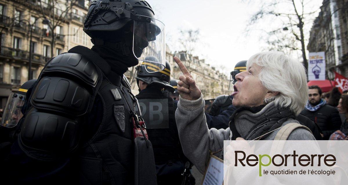 Journalistes et ONG vent debout contre les nouvelles mesures de maintien de l'ordre