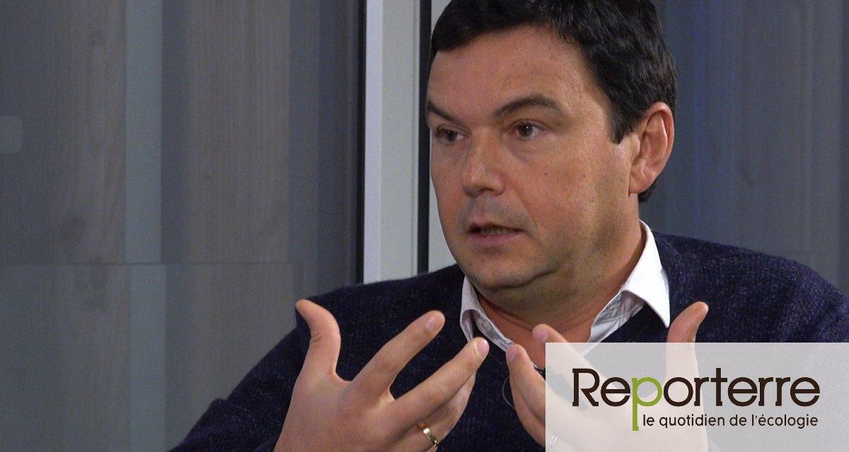 VIDÉO - Thomas Piketty : « Il va y avoir des crises sociales extrêmement violentes »