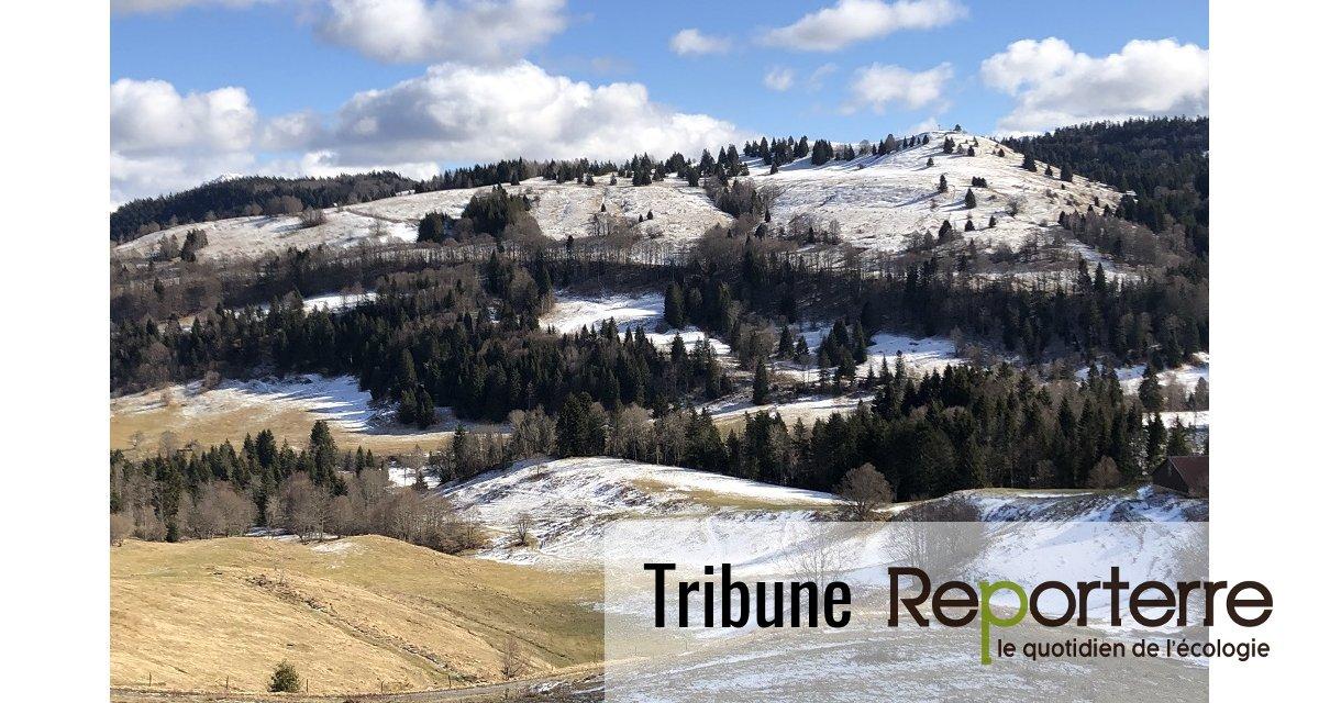 Face au manque de neige, le délire technique atteint des sommets