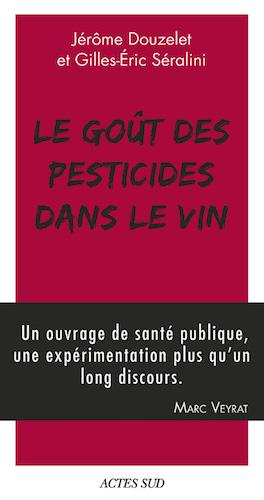 Reconnaître le goût des pesticides dans le vin