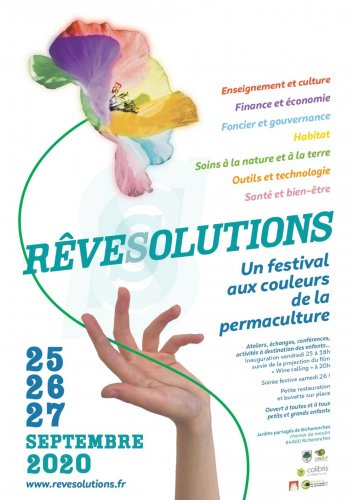 Festival RêveSolutions, à Richerenches (Vaucluse)