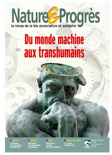 Du monde machine au transhumanisme, critique de la religion technophile