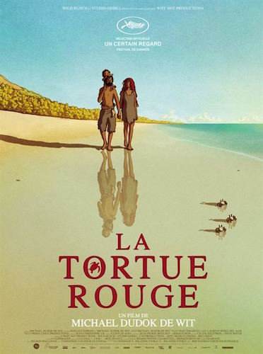 La Tortue rouge, un film d'animation poétique