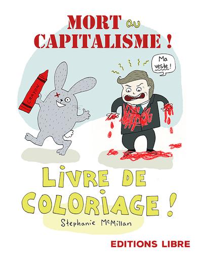 Un album de coloriage à offrir à M.Macron