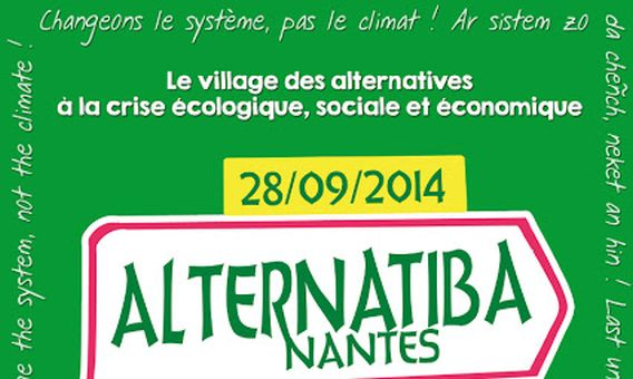 Le 28 septembre Alternatiba Nantes