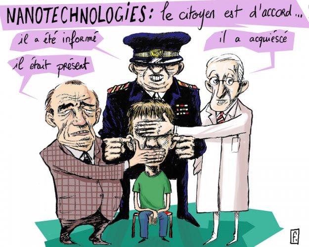 """Comment s'est élaborée «<small class=""""fine""""></small>l'acceptabilité sociale<small class=""""fine""""></small>» des nanotechnologies"""