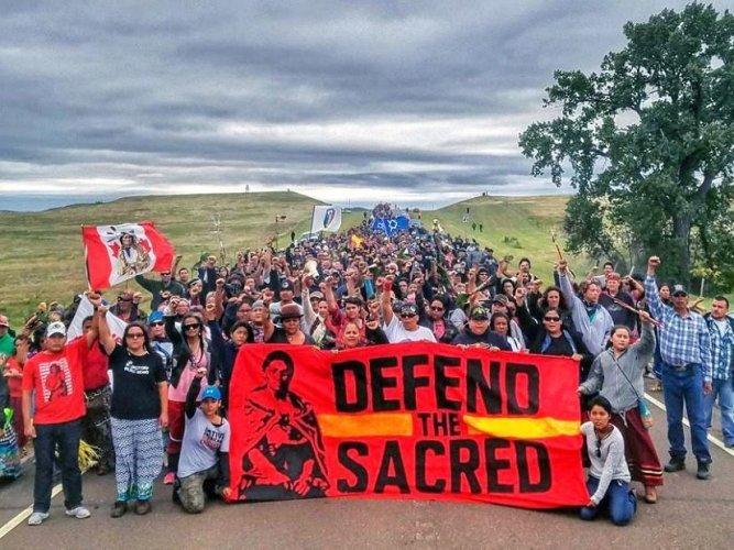 Aux Etats-Unis, les Sioux se battent contre un projet d'oléoduc géant