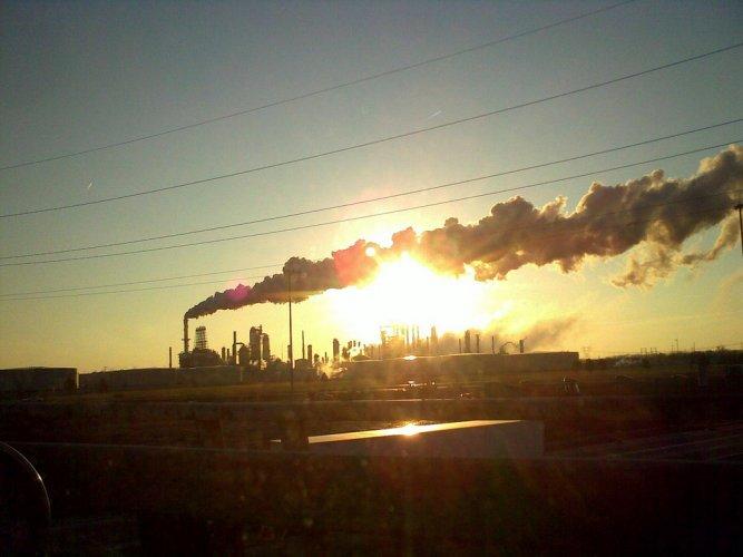 """90 entreprises sont responsables de 50<small class=""""fine""""></small>% du réchauffement climatique"""