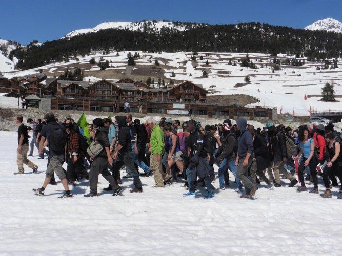 Dans les Alpes, la solidarité avec les migrants l'a emporté surlaxénophobie