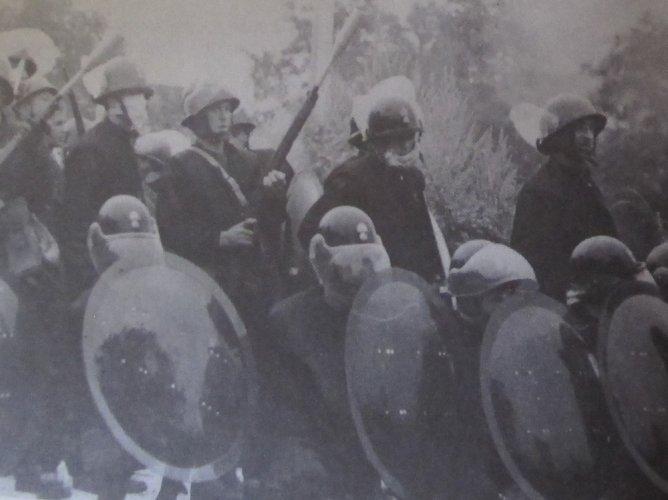 Il y a quarante ans, l'Etat tuait Vital Michalon, jeune antinucléaire ! Par  Lorène Lavocat (Reporterre)                     Arton12837-c9331