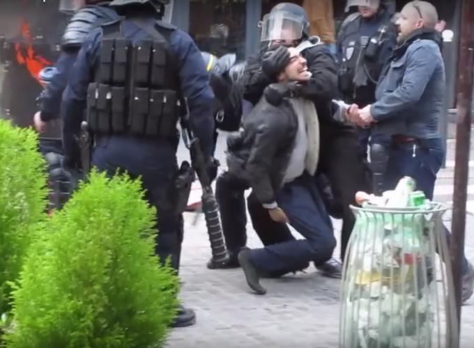 Derrière l'affaire Benalla, la banalisation dela violence policière