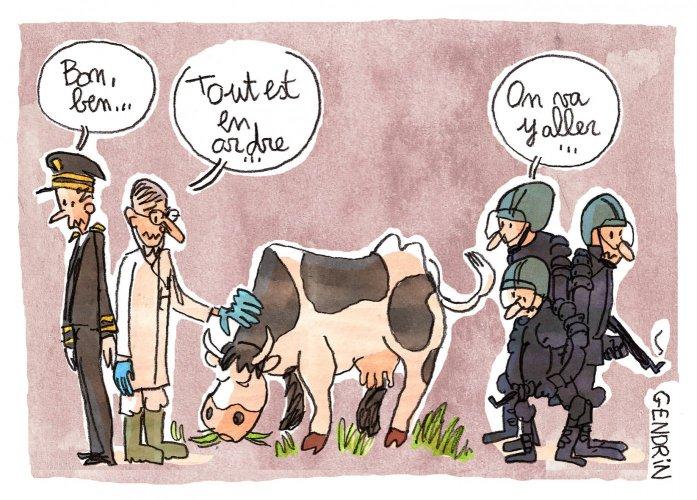 Lettre à Jérôme, mon frère, paysan tué par un gendarme