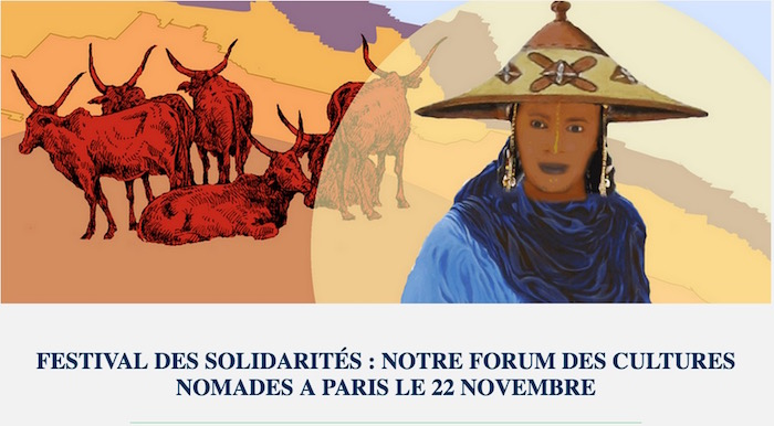 "Conférence «<small class=""fine""> </small>Terre, pastoralisme & cultures<small class=""fine""> </small>», à Paris"