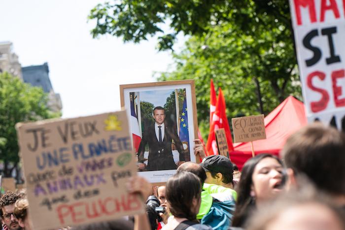 Les gouvernements font partie du problème écologique, pas de la solution