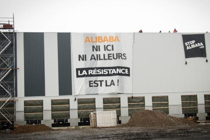 En Belgique, un collectif agit contre Alibaba, le géant chinois du e-commerce