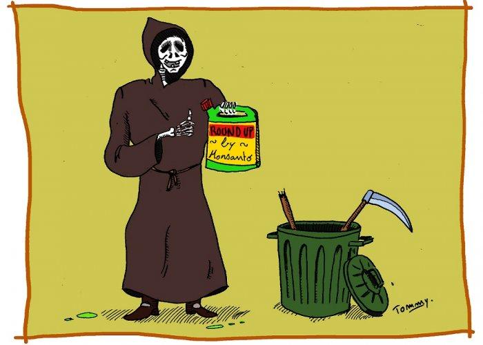 Noel Mamère : «Nom : Monsanto. Métier : empoisonneur»
