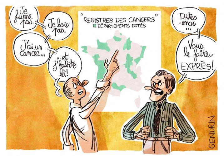 Cancers: l'incroyable aveuglement sur une hausse vertigineuse