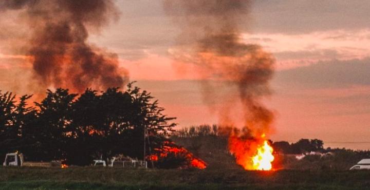 Évacuation de la Zad de Brétignolles-sur-Mer: les autorités n'ont pas respecté le confinement