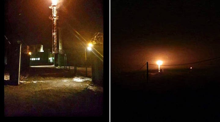 L'incendie d'une antenne vers Limoges revendiqué par un collectif anti 5G
