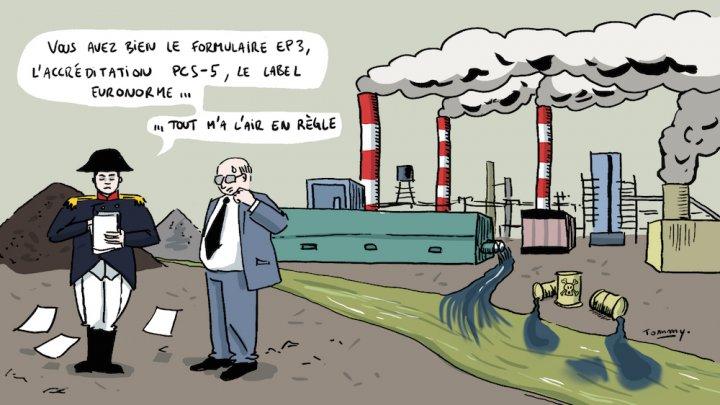 Il faut réformer le droit de l'environnement, voici les pistes à suivre